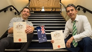 Video Australian Citizenship Ceremony download MP3, 3GP, MP4, WEBM, AVI, FLV November 2017