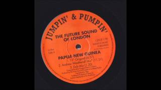 Future Sound of London Papua New Guinea 12 inch original all 7 mixes