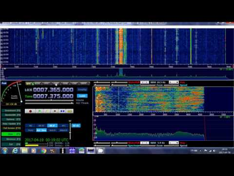 Shortwave A17 highlight North America East Coast Radio Romania 0000 UT