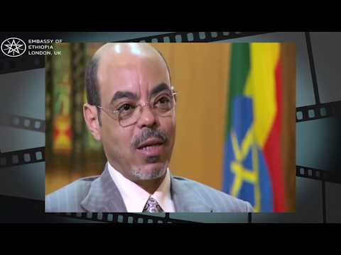 A Tribute 6th Year To An Unforgettable Leader Meles Zenawi
