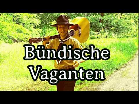 Sing With Karl And Gesche - Bündische Vaganten  [German Hiking Song]