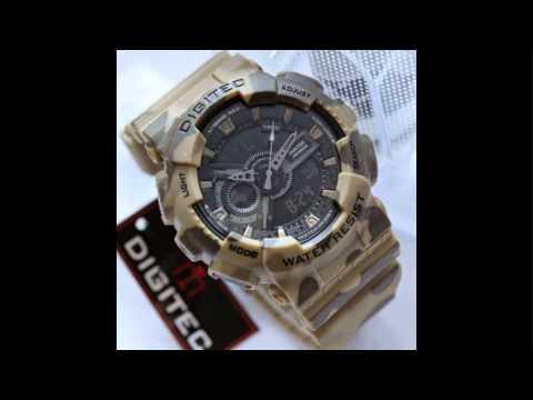 087886392077 / 5A28A0FF Jam tangan digitec original