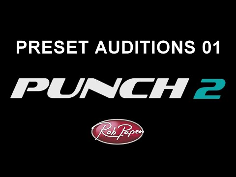 Punch 2 Preset Auditions 01