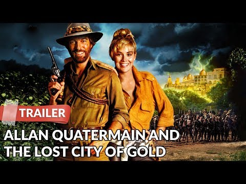 Random Movie Pick - Allan Quatermain and the Lost City of Gold 1986 Trailer | Sharon Stone YouTube Trailer