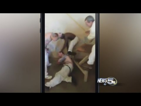 """""""Funny"""" Prison Video Not Fun for Officers Working Behind Bars"""