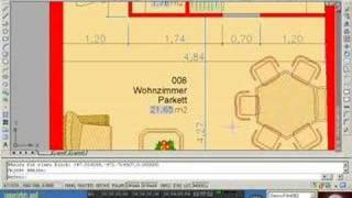 Dynamic Area Block In Autocad 2007