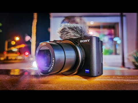 Sony ZV1 4K