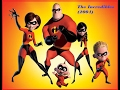 Best Movie Animation Action Adventure The Incredibles 2004 Full Craig T Nelson Samuel L Jackson