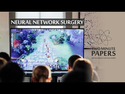 OpenAI Performs Surgery On A Neural Network to Play DOTA 2