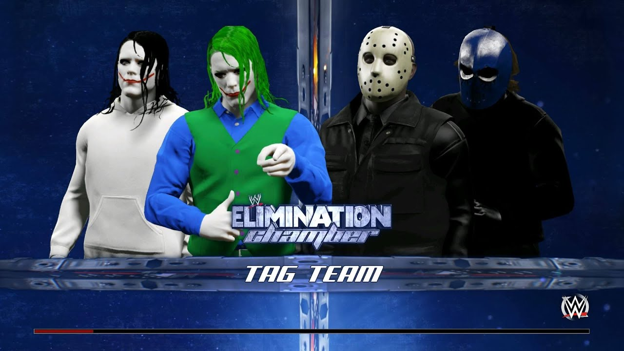 ... Tag Team - Jason & Eyeless Jack v. Jeff the killer & Joker - YouTube