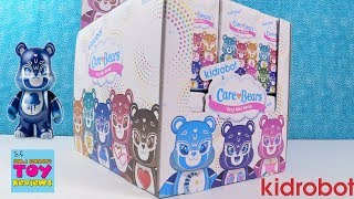 Kidrobot x Care Bears Vinyl Figure Mini Series Blind Box Opening Review | PSToyReviews