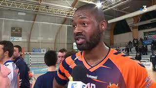 Handball :  Saintes s' incline face à Paris