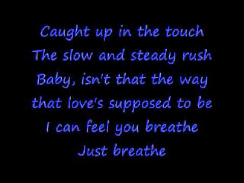 Faith Hill - Breathe (+Lyrics)