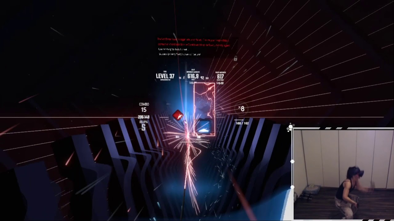 Download Beat Saber / Fitbeat - Fitness Map (Expert+) (Faster Song)