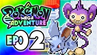 YO GIRLfriend Gave Me a Handjob! | Pokemon Mega Adventure Let's Play Walkthrough - Episode 2