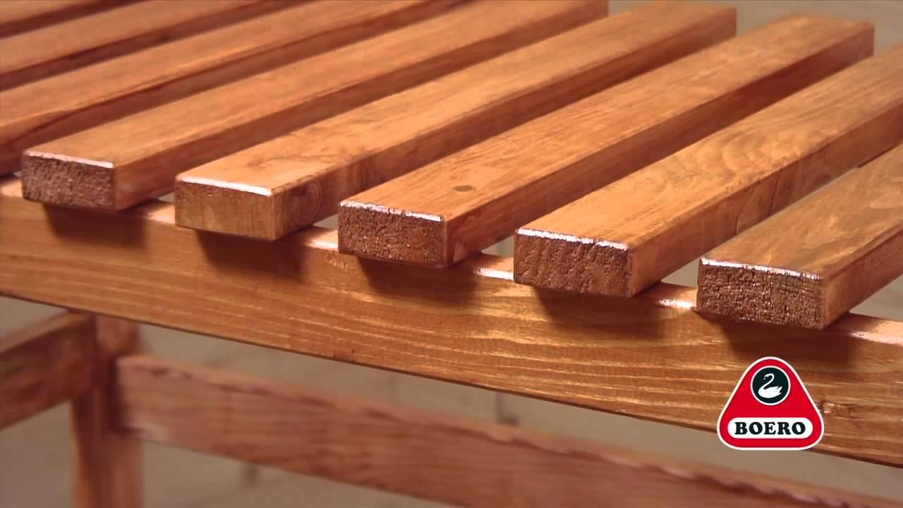Verniciare il legno per proteggerlo dagli agenti for Verniciare legno