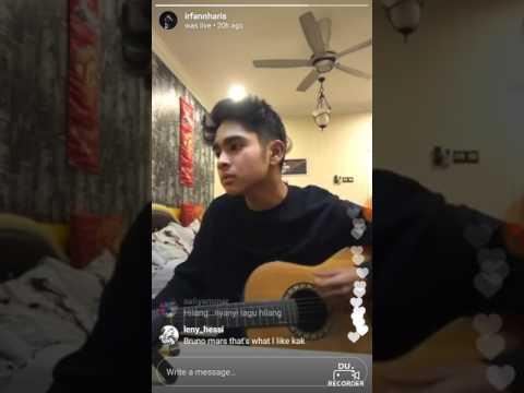 Irfan haris self composed song - HILANG