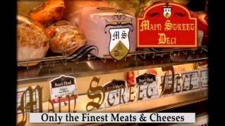 Main Street Deli Restaurant - Catering And Butcher Shop Services For Anderson Sc And Greenville Sc