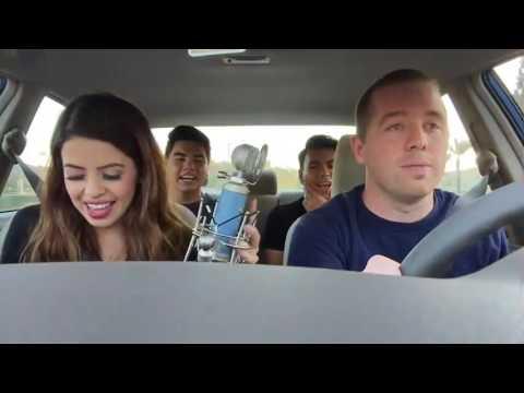 Broadway Carpool Karaoke #30- One Jump Ahead (Aladdin)