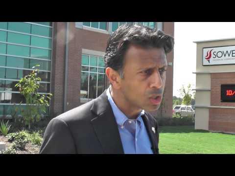 Gov. Jindal: Stop Flights From Ebola-Stricken Countries