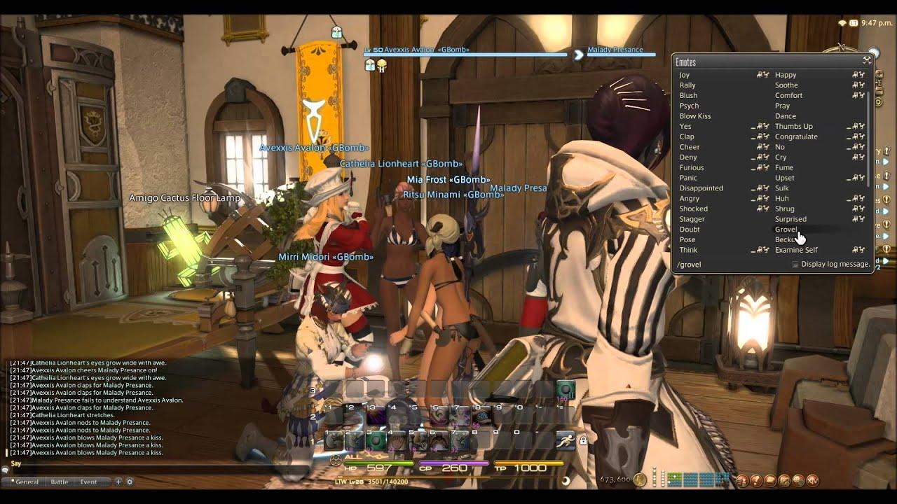 Stormblood - Giant Bomb Free Company Thread - Final Fantasy XIV