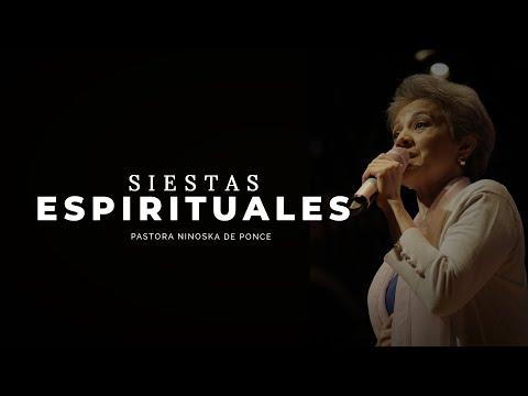 Pastora Ninoska de Ponce | Siestas Espirituales