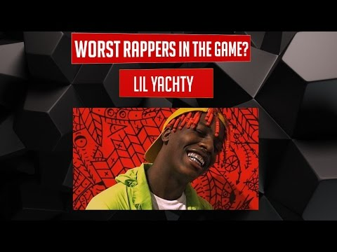 WORST Rappers In the Game? - Lil Yachty...