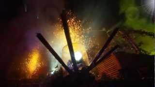 Showtek & Justin Prime - Cannonball (Tomorrowland HD Video Mix)