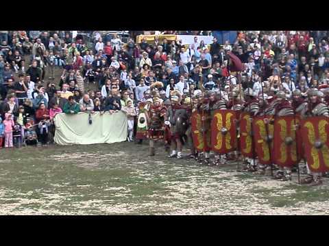 """SPQR """"Senatus Populusque Romanus"""" 18/10/2010 Circo Massimo"""