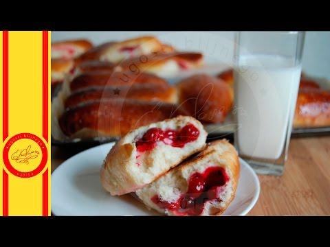 Вкуснейшие пирожки с вишней - Евгения Ковалец - Угости Ближнего - эпизод 36