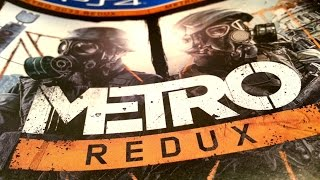 Classic Game Room - METRO 2033: REDUX review for PlayStation 4