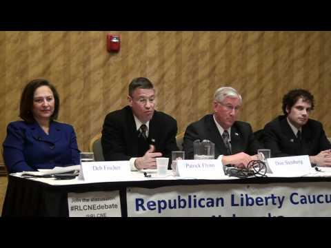 RLC-NE Senate Debate