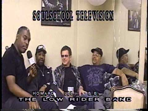 Interview with the Low Rider Band (Formerly WAR) Featuring Howard Scott, Lee Oscar & B.B. Dickerson