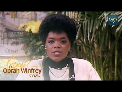 Oprah's Original Audition Tape | The Oprah Winfrey Show | Oprah Winfrey Network
