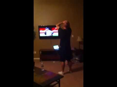 Reaction To St. Louis Cardinals Game 6 Win - David Freese Home Run