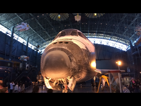 Air and Space Museum  - Steven  Udvar Hazy center (Streamed Live)