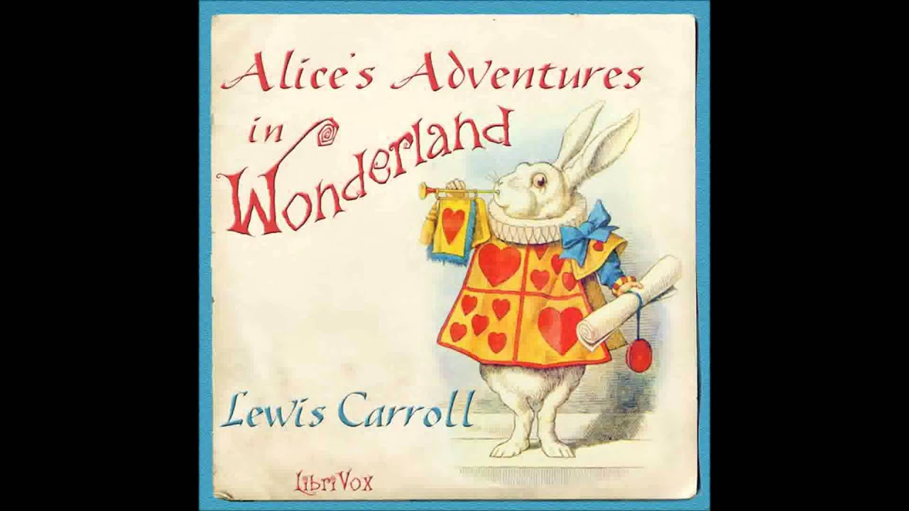 free audio book for children alice u0027s adventures in wonderland
