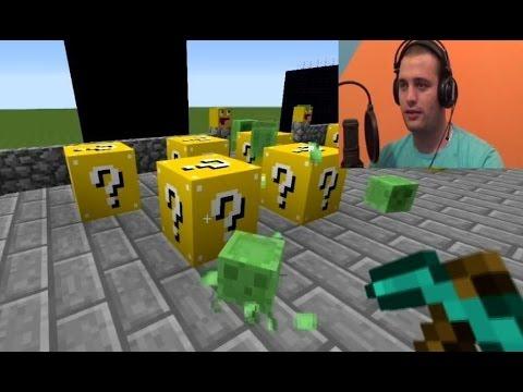 Minecraft Lucky Block Mod PvP ep.3 [Srpski Gameplay] ☆ SerbianGamesBL ☆
