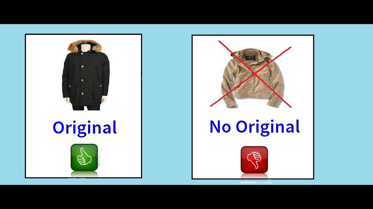 Canada Goose jackets sale store - Differenze Woolrich Originale e Tarocco - ItaHD - YouTube