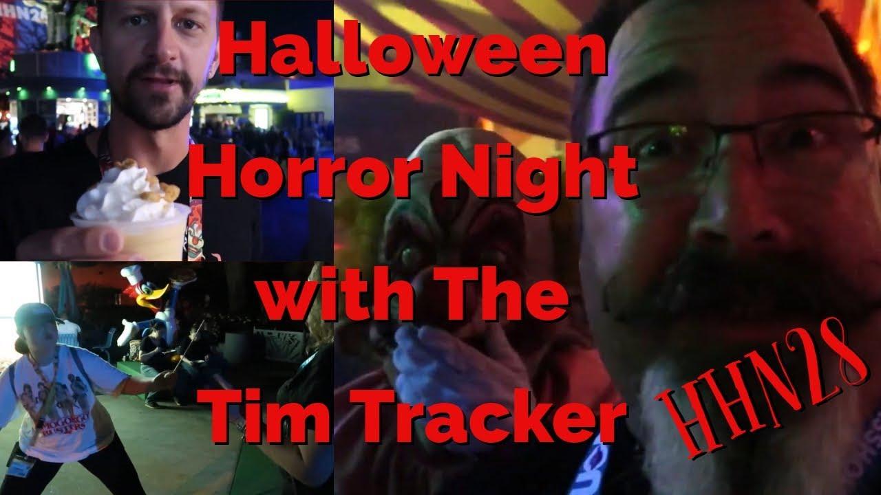 Tim Tracker Halloween Horror Nights 2020 Halloween Horror Nights   Tim Tracker   Universal Studios   HHN28