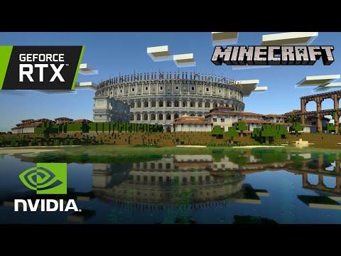 Minecraft con RTX | Trailer Oficial del Lanzamiento del Juego Completo