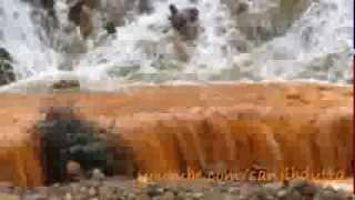 Gold Waterfall (黃金瀑布), Jinguashi (金瓜石), Taiwan