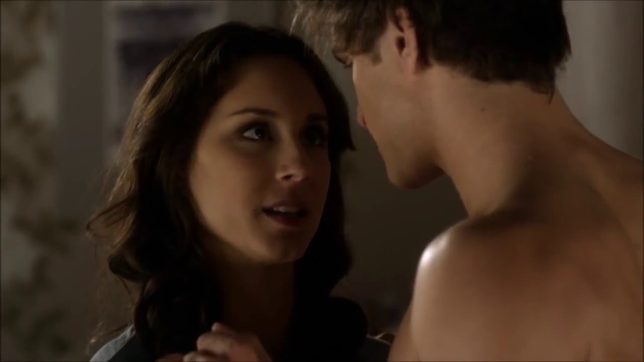 Is spencer hookup toby in real life