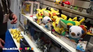 Pokemon Toys at New York Toy Fair 2013 from Tomy - CollectionDX