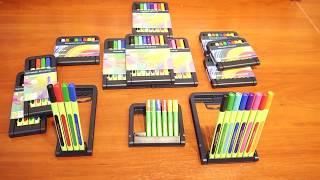 Маркеры и ручки Schneider. Обзор новинок 2018