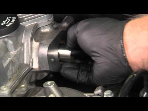 Removing and Installing a High Pressure Pump - YouTube