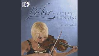 """Mystery (Rosary) Sonata No. 1, """"The Annunciation"""""""