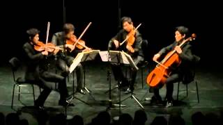 Schubert Quartettsatz No.12 in C minor D.703 by NOVUS Quartet