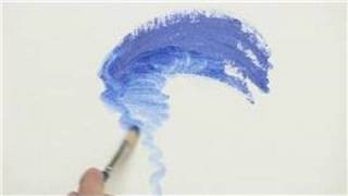 Art Supplies & Tips : How to Paint With Oil Sticks