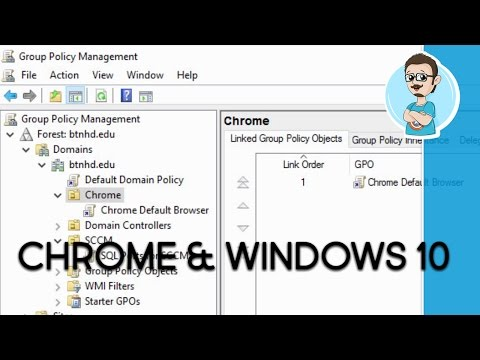 How To Make Chrome Default Browser on Windows 10 (Group